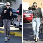 Street Style: Miley Cyrus