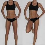 Exercícios para ficar em forma… em casa