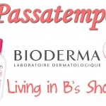 Vencedora do passatempo BIODERMA/Living In B's Shoes