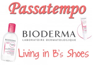 Passatempo BIODERMA Living In Bs Shoes