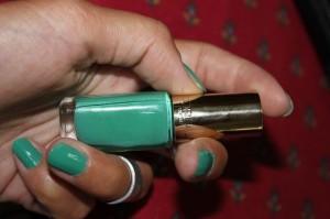 L'oreal Color Riche, Verniz Esmeralda, 849 Verdome Esmereald