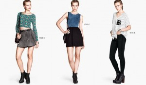 H&M's new looks for August.