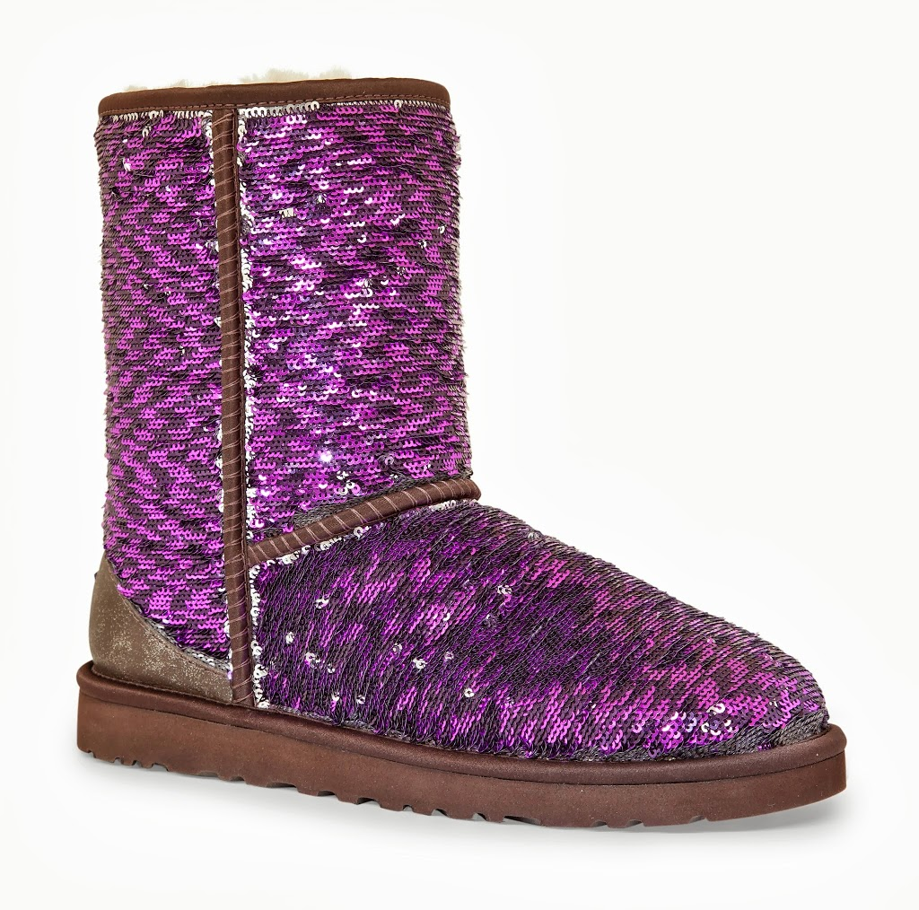 UGG Autumn/Winter collection for 2013.
