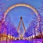 Ir a Londres e manter o peso nas férias
