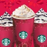Viver o Natal Starbucks