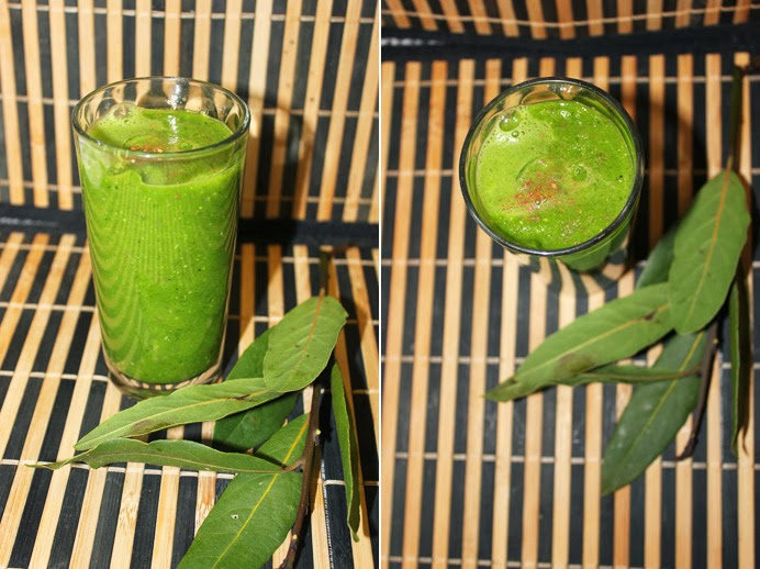 Batido Verde @ Green Smoothie