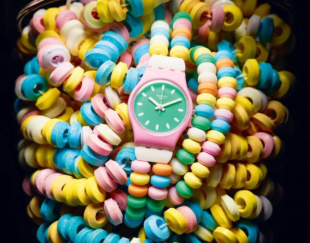 Pastry Chefs by Swatch