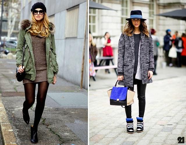 Winter Chic Street Style