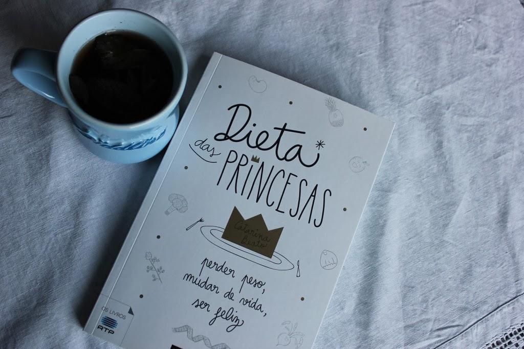 """""""Dieta das Princesas"""", de Catarina Beato"""