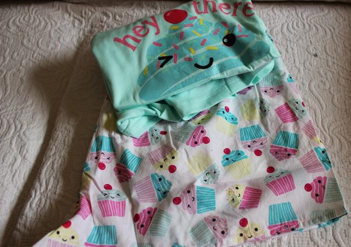 Primark primavera 2014 - Pijama cupcakes