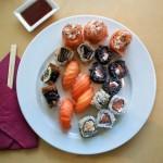 Sushi @ Arigato