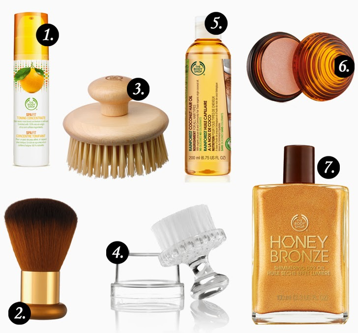 The Body Shop Beauty Must Have