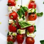RECEITA | Espetadas de tomate
