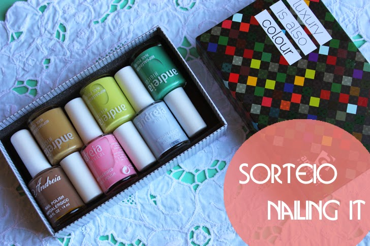 SORTEIO | Nailing It