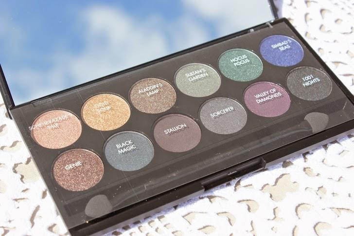 i-Divine Arabian Nights Sleek MakeUP