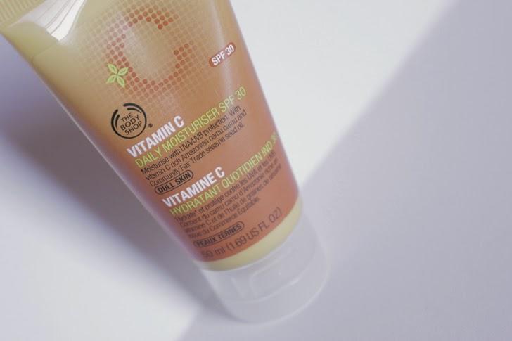 Vitamin C Daily Moisturiser FPS 30