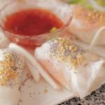 Spring Rolls de salmão | RECEITA