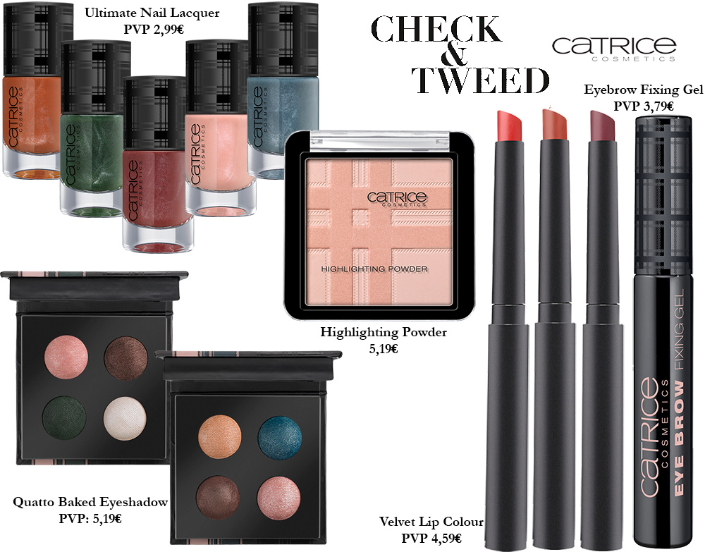 Catrice Check&Tweed