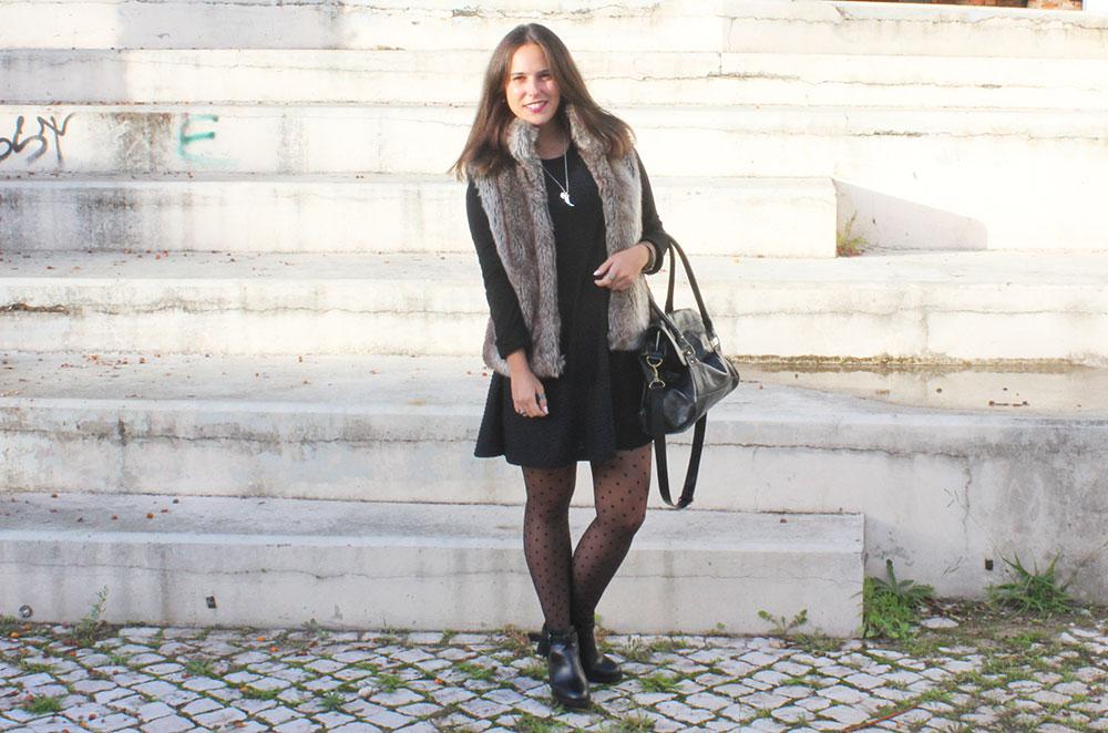 Black Dress Primark