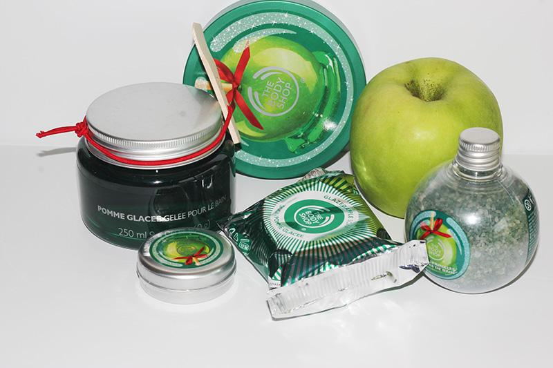 Glazed Apple The Body Shop