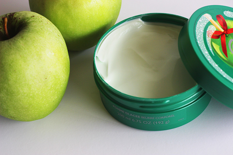 Glazed Apple The Body Shop