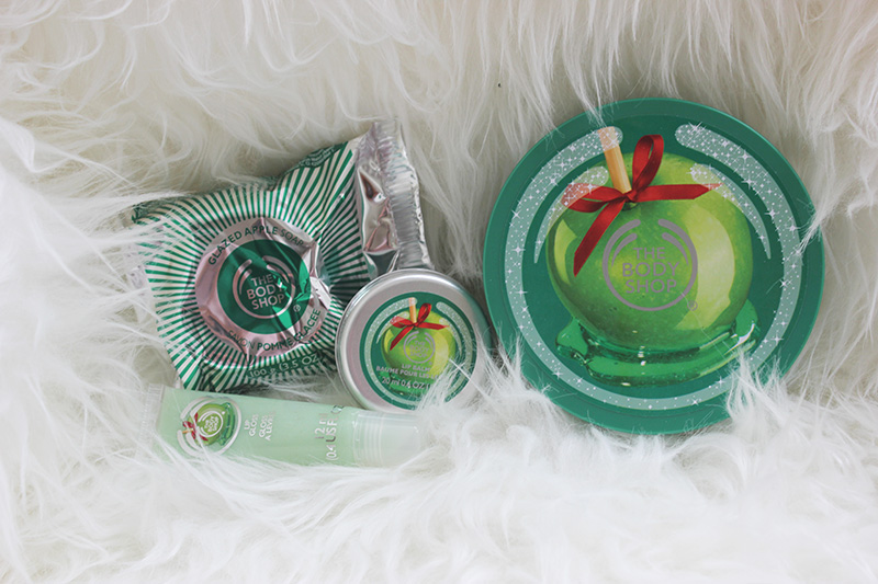 Sorteio: Conjunto Glazed Apple | The Body Shop