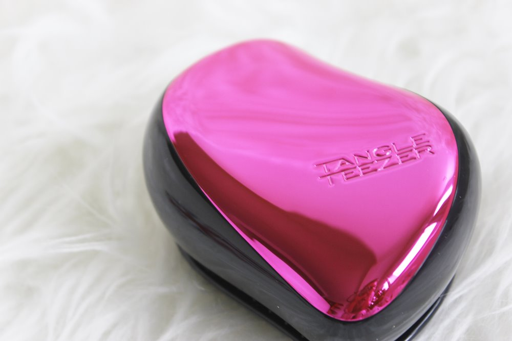 Tangle Teezer Compact Styler Pink Baublelicious