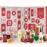 Calendário do Advento The Body Shop