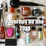 Beleza: Os favoritos de 2014