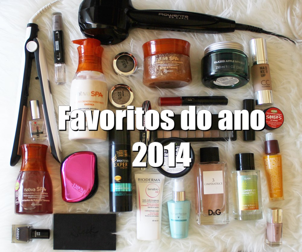 Favoritos do Ano 2014