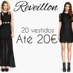 Reveillon: 20 vestidos até 20€