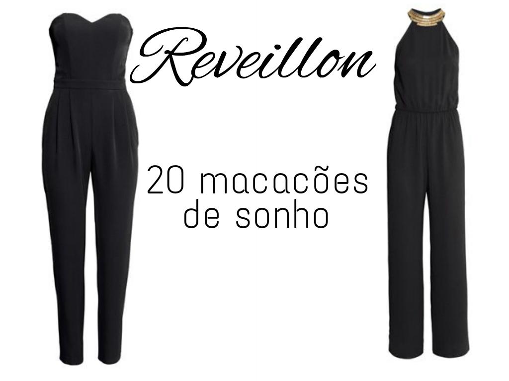 20 macacões para o Reveillon