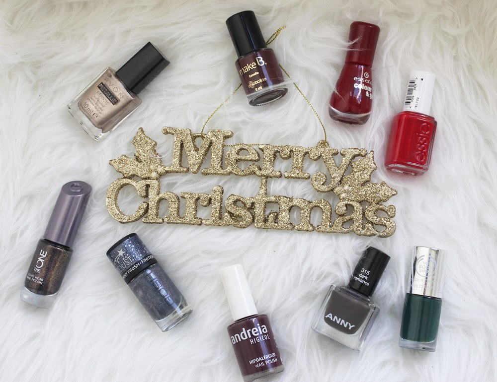 Christmas Nails 2014 | Inspiration