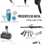 Presentes de Natal by Rowenta