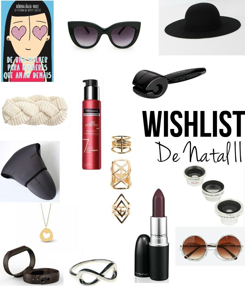 Wishlist de Natal II