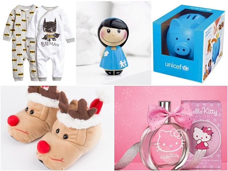 Presentes de Natal para miúdos