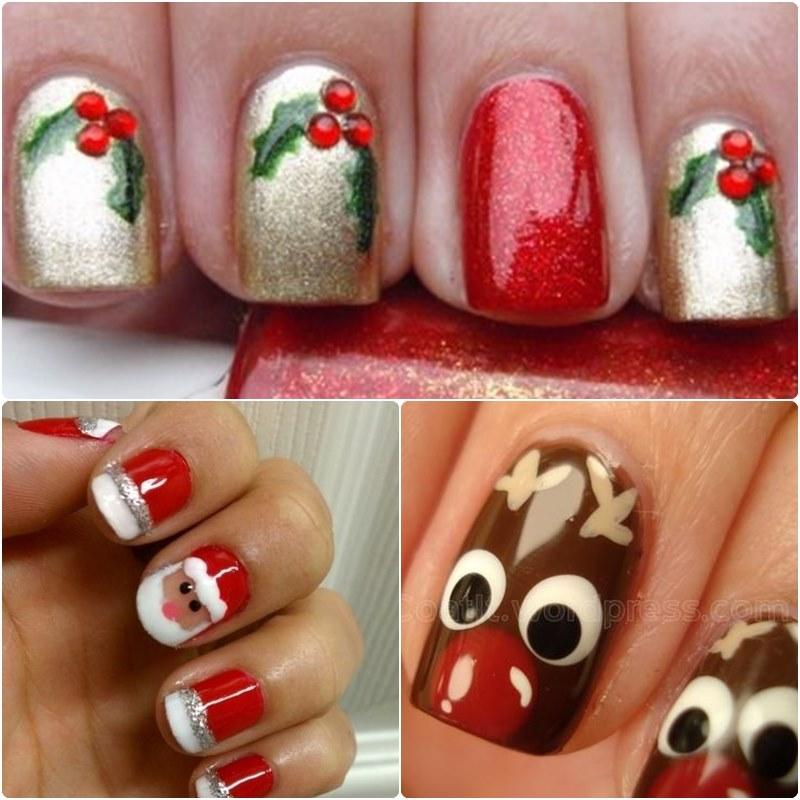 Christmas Nails 2014 | Inspiration