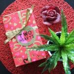 Two Hearts & Um presente romântico da LUSH