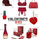 Valentine's In Red