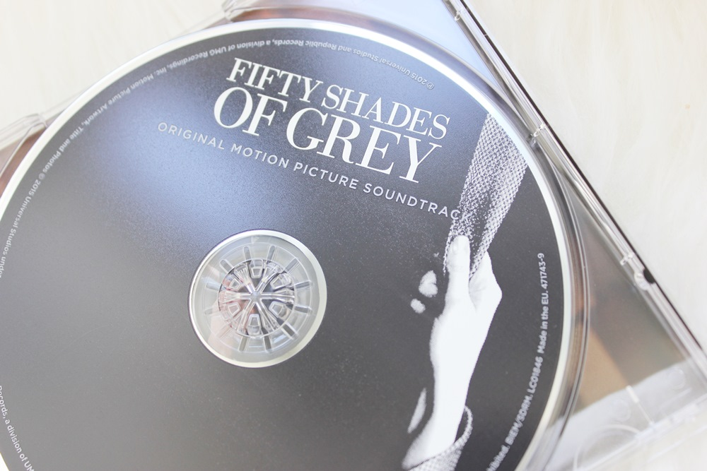 Banda sonora 50 Sombras de Grey