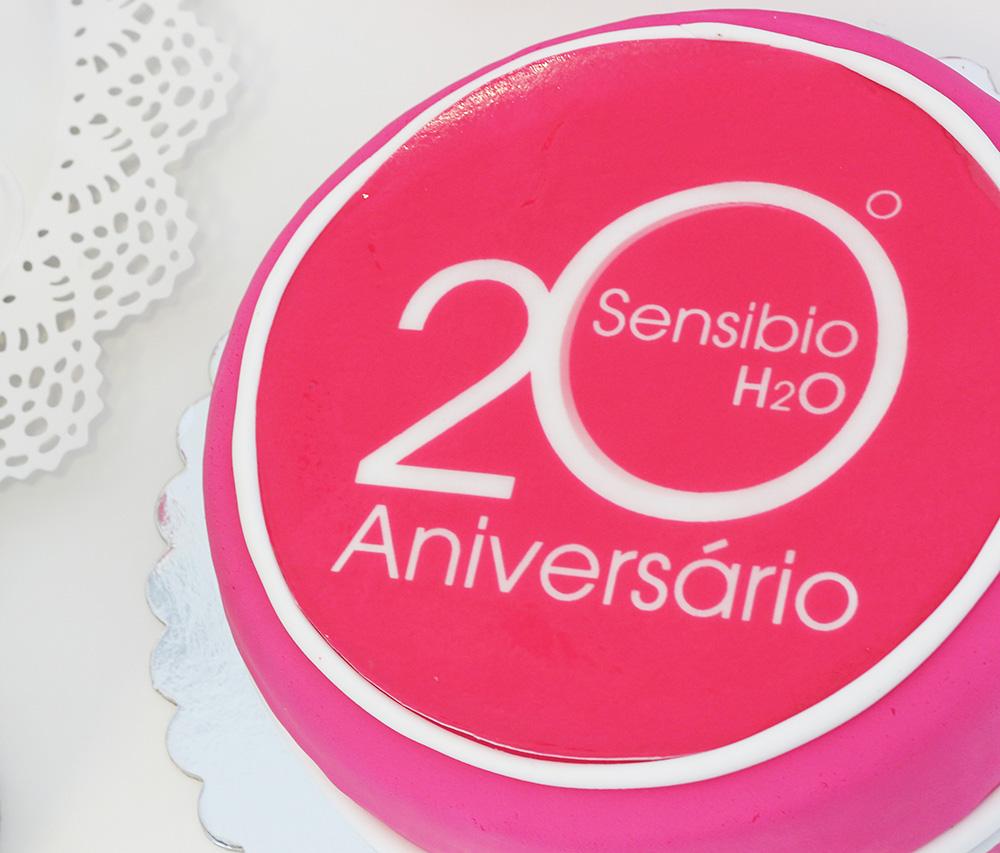 20 Aniversário Sensibio H2O Bioderma