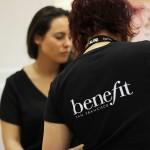 Tanning na Benefit Cosmetics (e como ficar bronzeada em 10 minutos)