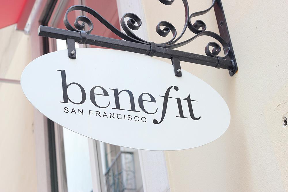 Beauty Bash na Boutique da Benefit Cosmetics