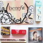 Benefit Addiction – Alguns dos favoritos