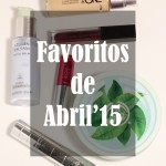 Os favoritos de Abril