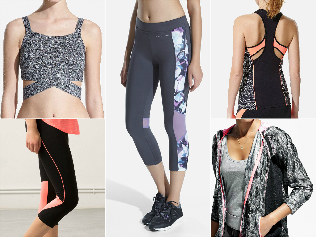 Fitness Style SS15