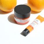 Adeus pele baça e cansada, olá Vitamin C