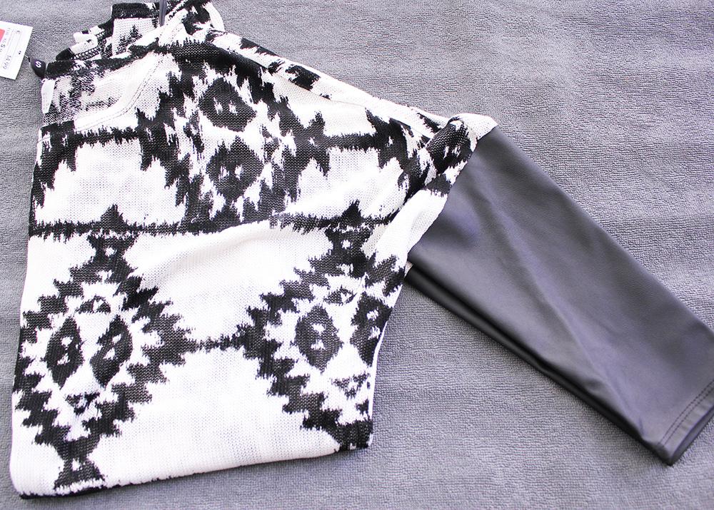 Compras nos saldos de Verão - Camisola H&M 7€