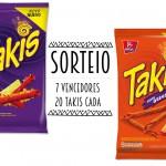 SORTEIO | Verão picante com Takis