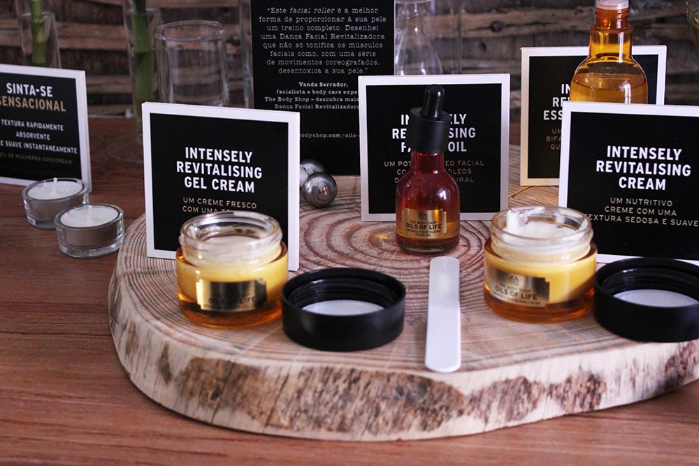 The Body Shop - Oils of Life